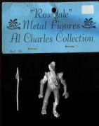 Rosedale Metal Figures Al Charles Collection 60mm Sci-Fi/Fantasy Model